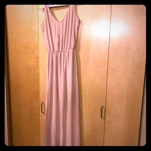 Bridesmaid dress in Blush! Never Worn!!